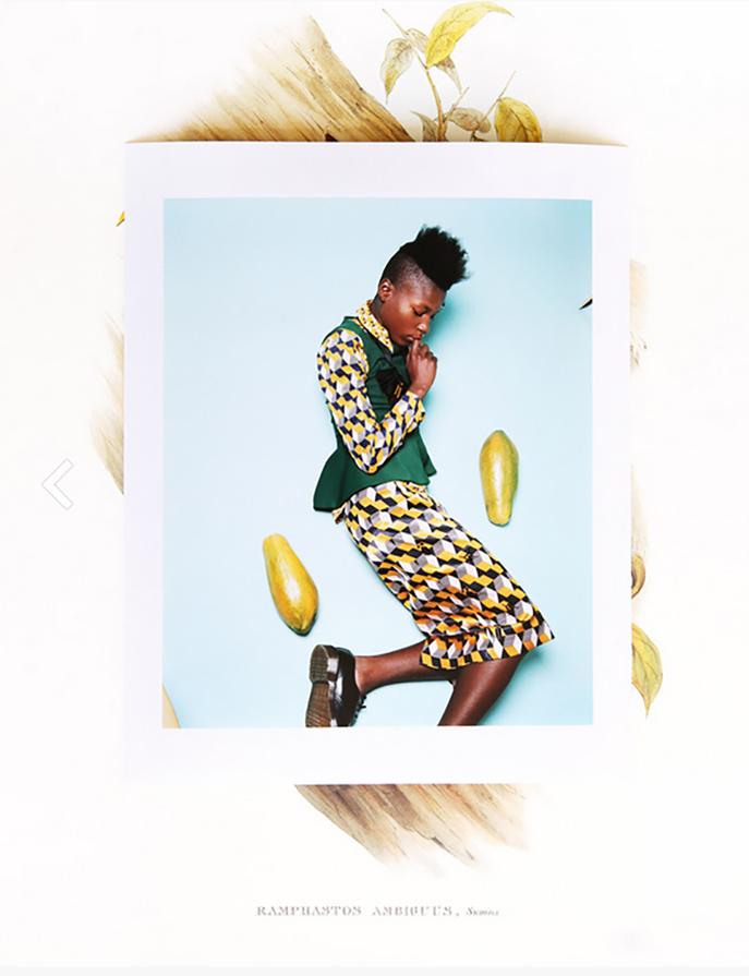 new photographer frederic Bastin fashion