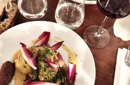 Restaurant l'Esquisse rue marcadet Paris