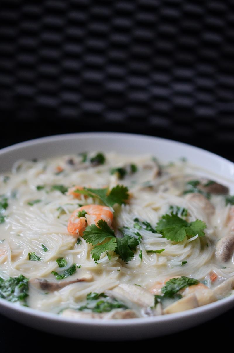 soupe thaie crevettes coco fernande et rene 2