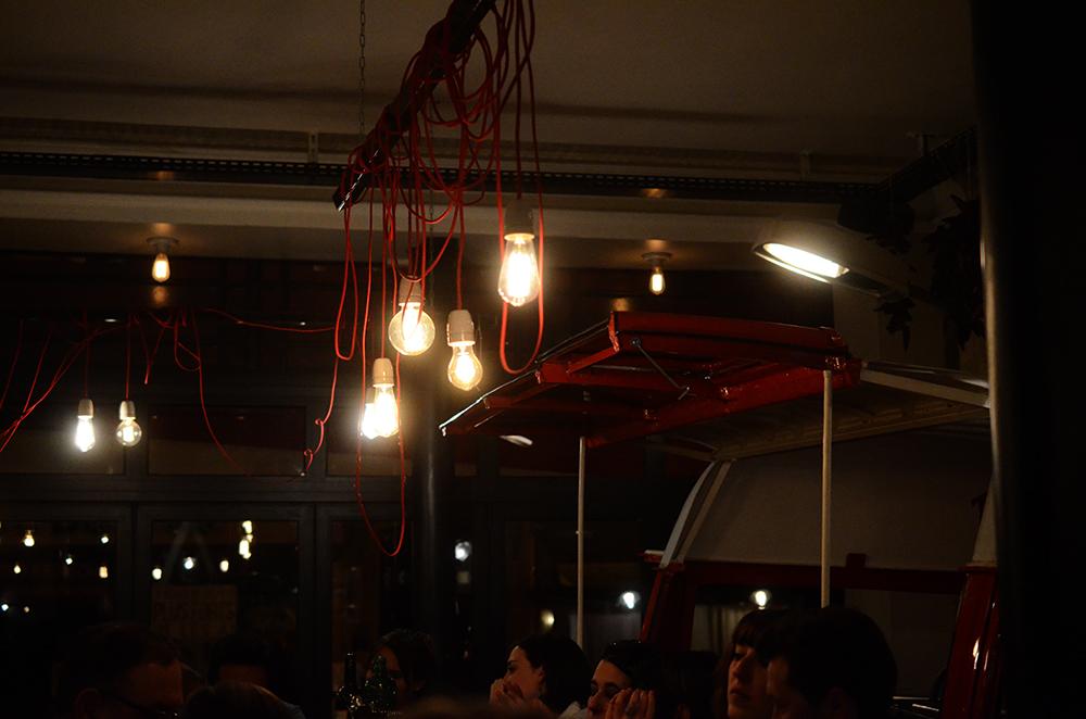A Noste Restaurant Tapas Paris