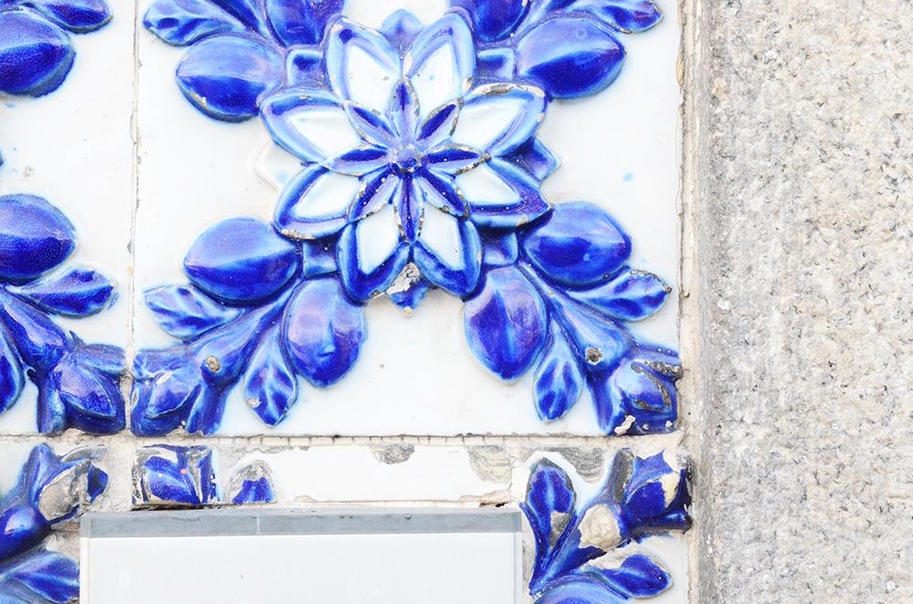 week-end au portugal à Porto azulejos