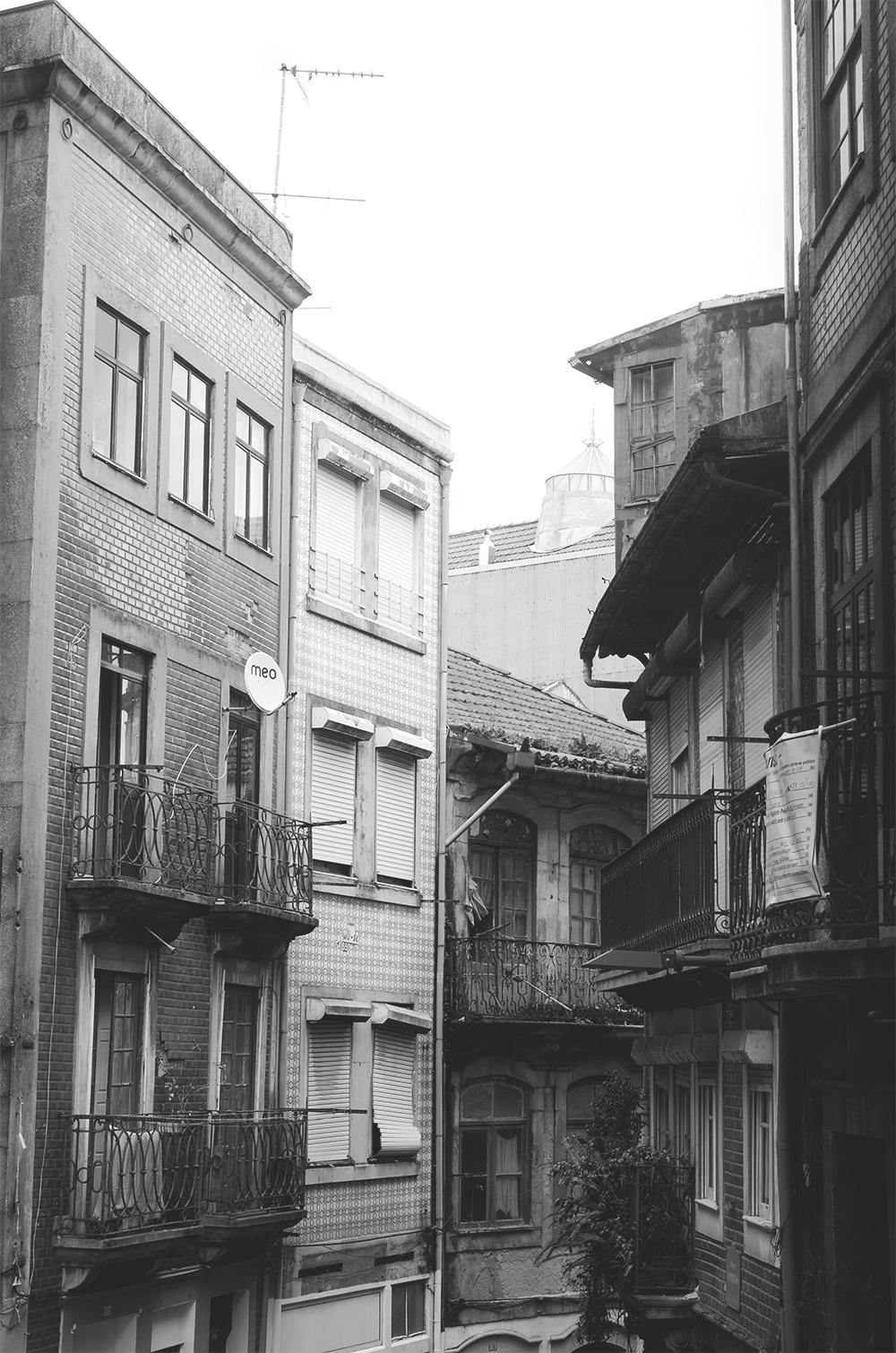 weekend portugal porto fernande et rené rues nb
