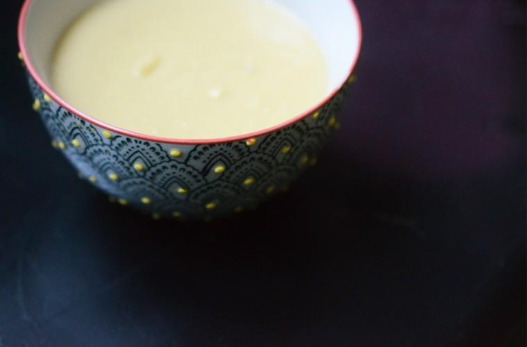 velouté fenouil lentilles corail lait de coco fernande et rené recette soupe