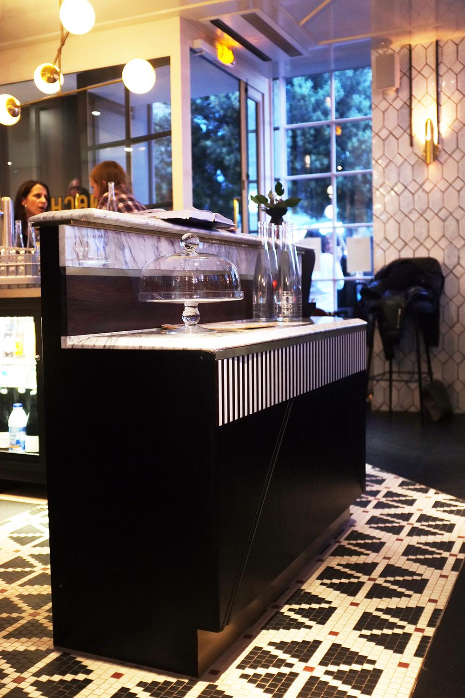 Restaurant Hotel Le Panache à Paris