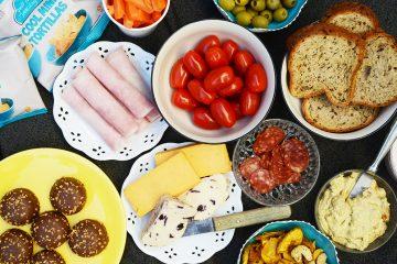 Marks and Spencer pique nique food summer