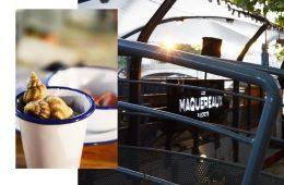 Les maquereaux, restaurant sur les quais à Paris