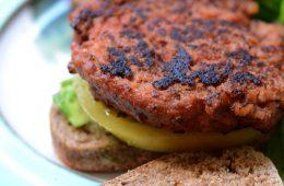 burgers végétariens steacks betterave boulgour fernande et rené