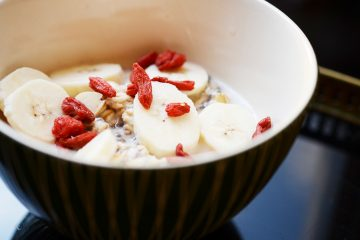 overnight oatmeal recette petit dejeuner