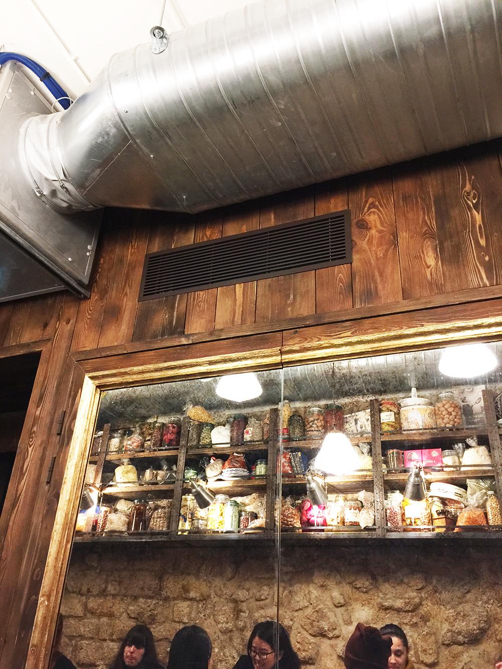 Big Love Caffé restaurant paris big mamma group fernande et rené fere