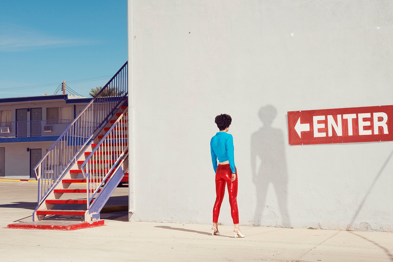 Kourtney Roy photographe Californie